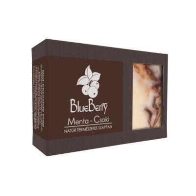 Menta-csoki szappan (90 gr)