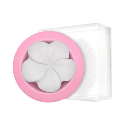 Hideg párologtató - rózsaszín - frangipani virág