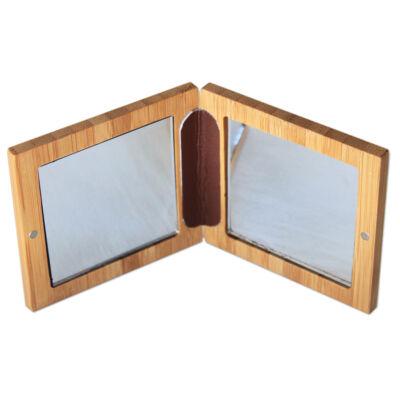 bambusz tükör