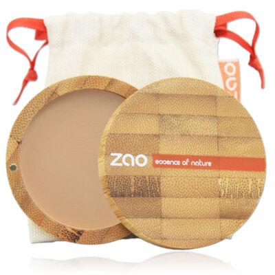 Bio kompakt púder 302 beige orange
