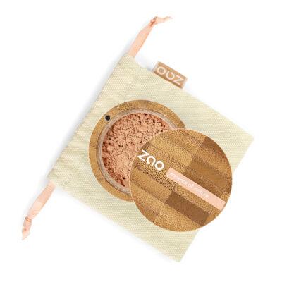 bio ásványi selyempor alapozó 502 pinkish beige