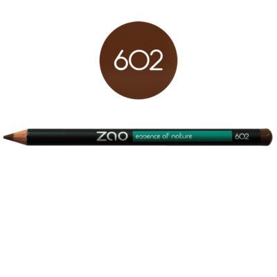 Bio szemceruza 602 dark brown