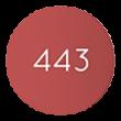 bio folyékony rúzs 443 color
