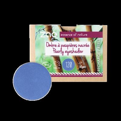 bio gyöngyház szemhéjpúder 120 royal blue utántöltő