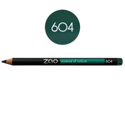 Bio szemceruza 604 dark green