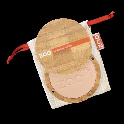 ZAO bio kompakt púder 302