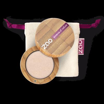 ZAO bio gyöngyház szemhéjpúder 121
