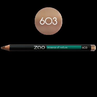ZAO vegán kontúrceruza 603