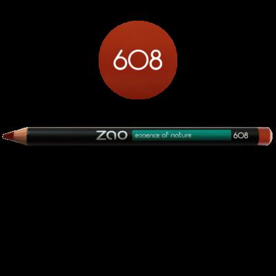 ZAO vegán kontúrceruza 608